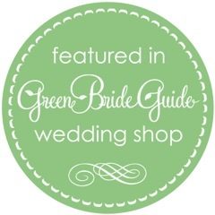 Eco Friendly Jewelry from One Loom Studio Now Featured at Green Bride Guide Wedding Shop